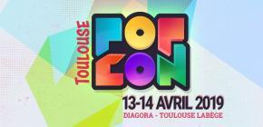 Popcon Toulouse - Superheros