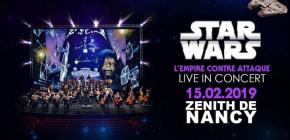 STAR WARS in concert - L'empire contre-attaque