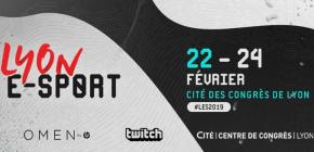 Lyon e-Sport 2019 - 12ème édition de la compétition League of Legends