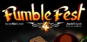 Fumble Fest 2019 - 4ème édition