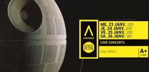 Star Wars - Un Nouvel Espoir - Ciné concert