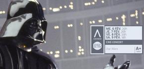 Star Wars - L'Empire contre-attaque - Ciné concert