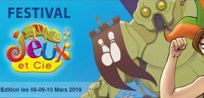 Festival Jeux et Cie 2019 - 8ème édition