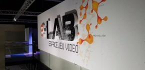 Ouverture de l'espace jeu vidéo e-Lab à la Cité des sciences et de l'industrie