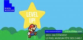 Le Pixel Museum fête ses 2 ans