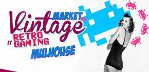 Salon Market Vintage et RetroGaming 2019