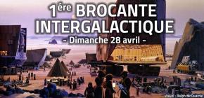1ère édition de la Brocante Intergalactique Geek Lyon