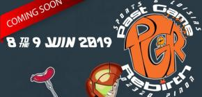 Past Game Rebirth PGR 2019 - 12ème édition