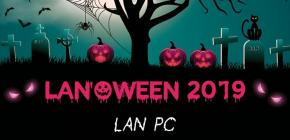 LAN'Oween 2019