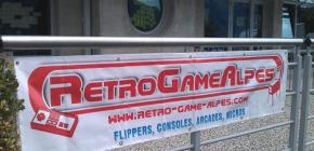 Retro Game Alpes 2019 - Flippers et Retrogaming