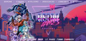 Savoie Retro Games Festival 2019 - 8ème édition du salon jeu vidéo rétro