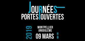 Ecole Objectif 3D Montpellier - Journée Portes Ouvertes