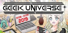 Geek Universe Festival 2019