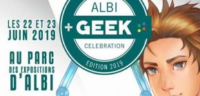 Albi Geek Celebration 2019