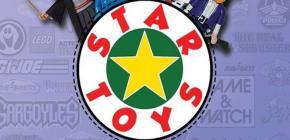 Star Toys 2019