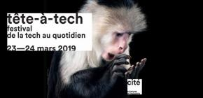 TÊTE-À-TECH, festival de la tech au quotidien