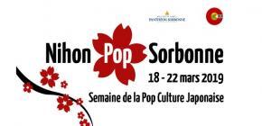 Nihon Pop Sorbonne - semaine de la pop culture Japonaise