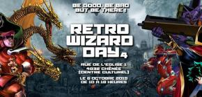 The Retro Wizard Day 4ème édition