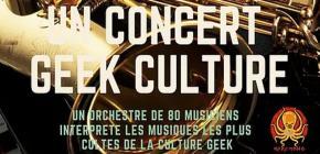Concert Geek Culture au Zénith de Strasbourg