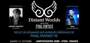 Distant Worlds: music from FINAL FANTASY Lyon