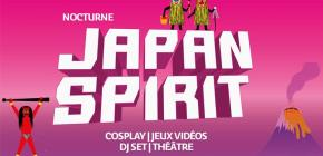 Nocturne Japan spirit