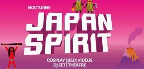 Nocturne Japan spirit