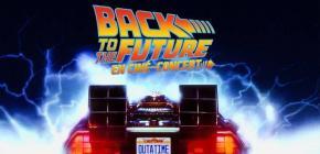 Retour vers le Futur en ciné-concert