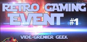 Retro Gaming Event