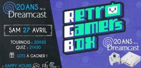 20 ans de la Dreamcast Retro Gamers Blox