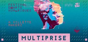 Multiprise - Festival d'Arts Numériques