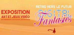Exposition Digital Fantasies par OrdiRetro