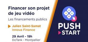 Financer son projet dans le jeu vidéo : les financements publics