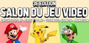 3ème Salon du Jeu Vidéo - Spécial Nintendo