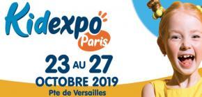 Kidexpo 2019 - 13ème édition du salon pour les enfants