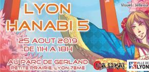 Lyon Hanabi 2019 - cinquième Kermesse Japonaise