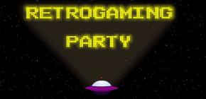 Retrogaming Party