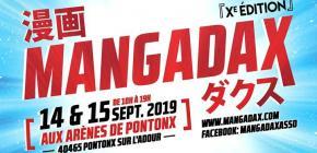 Manga Dax 2019 - 10ème édition