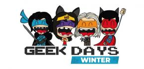 Geek Days Winter - jeux video, comics, scifi, manga, cosplay à Lille