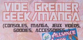 Vide Grenier Geek / Manga