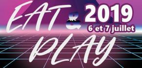 Eat and Play 2019 avec Ordirétro Lille