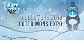 Le Winter Geek Festival