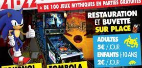 Bourgogne Game Show 2019 - salon arcade et jeux de café