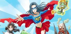 Clermont Geek Convention 2020 - manga et comics