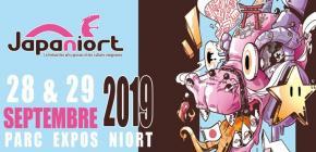 Japaniort 2019 - convention manga niortaise