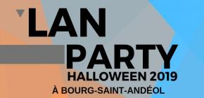 Lan Party Halloween Édition