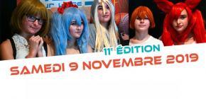 Manga sur Loire 2019 - 11ème édition