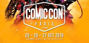 Comic Con Paris 2019 - festival européen de la pop culture