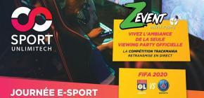 Festival Unlimitech - journée d'animations esport avec Z Event