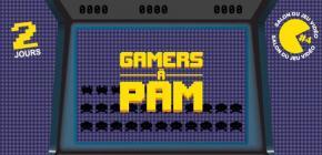 Gamers à PAM 2019 - 4ème Salon du jeu vidéo à Pont à Mousson