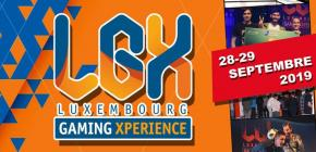 Luxembourg Gaming Xperience 2019